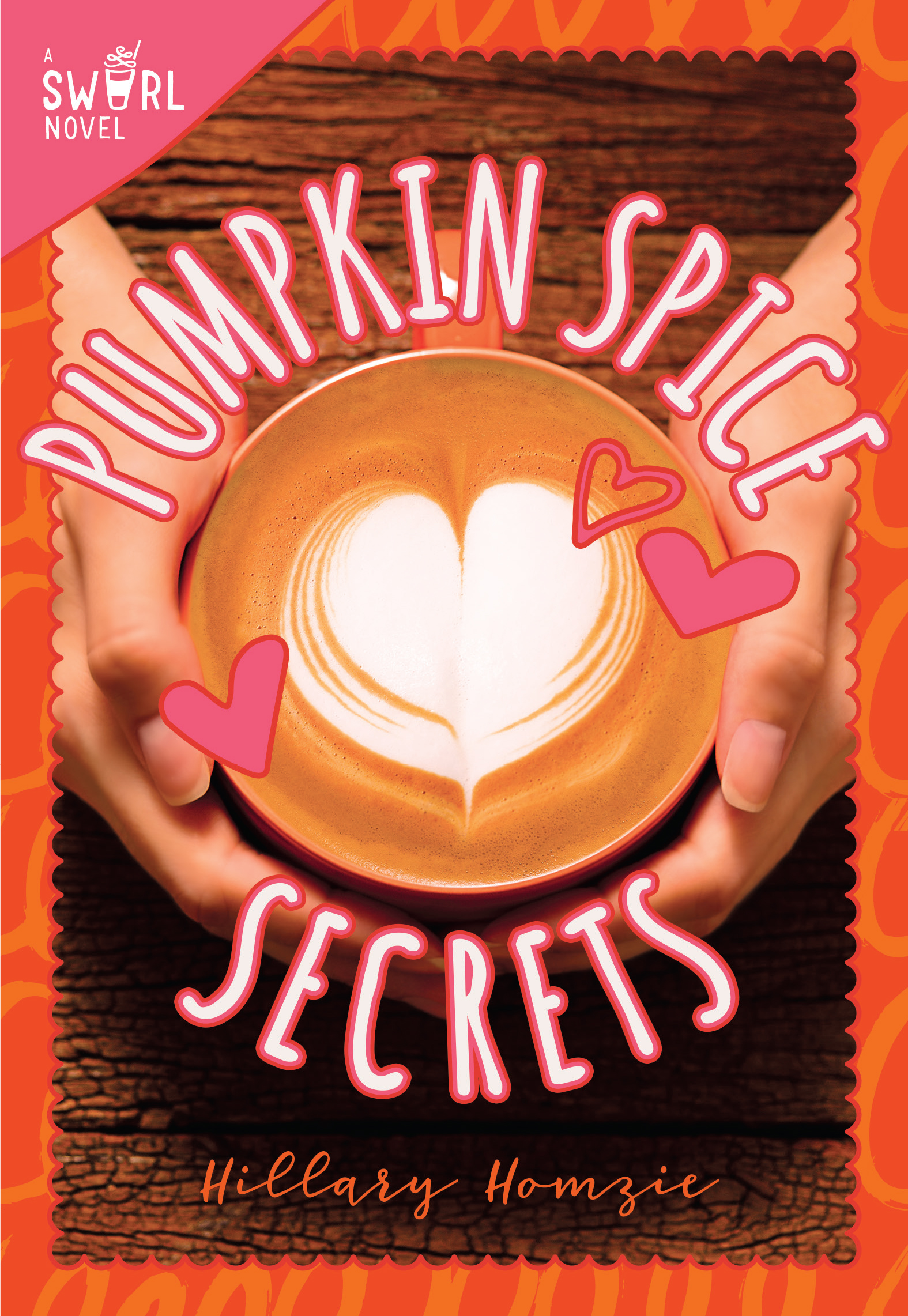 """Pumpkin Spice Secrets"" -- Interview with Author Hillary Homzie"