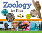 IMage of cover of Zoology for Kids: Understanding and Working with Animals, with 21 Activities