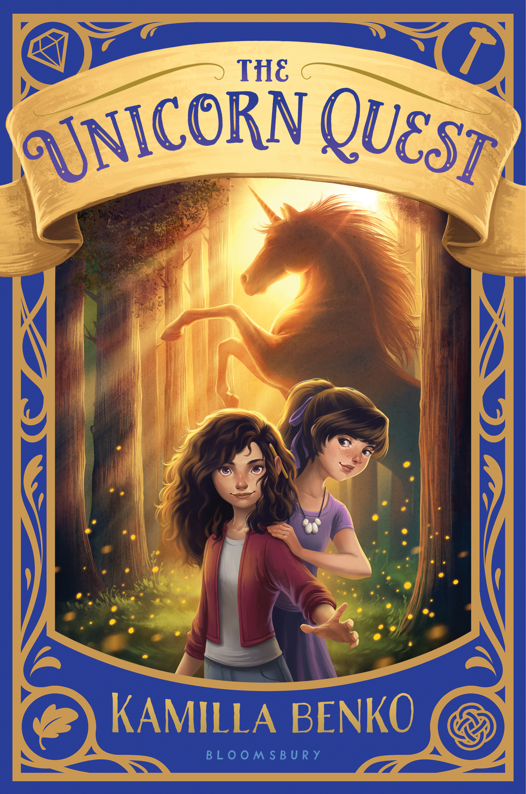 The Unicorn Quest:  Some Writing Advice and A Giveaway!