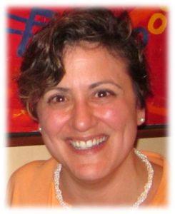 portrait of author Carolyn Cinami DeCristofano