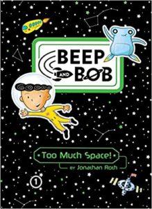 Starman: A Space-Themed Book List |Beep and Bob | https://fromthemixedupfiles.com