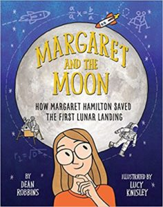 Starman - A Space-Themed Middle Grade Book List | Margaret and the Moon | https://fromthemixedupfiles.com/