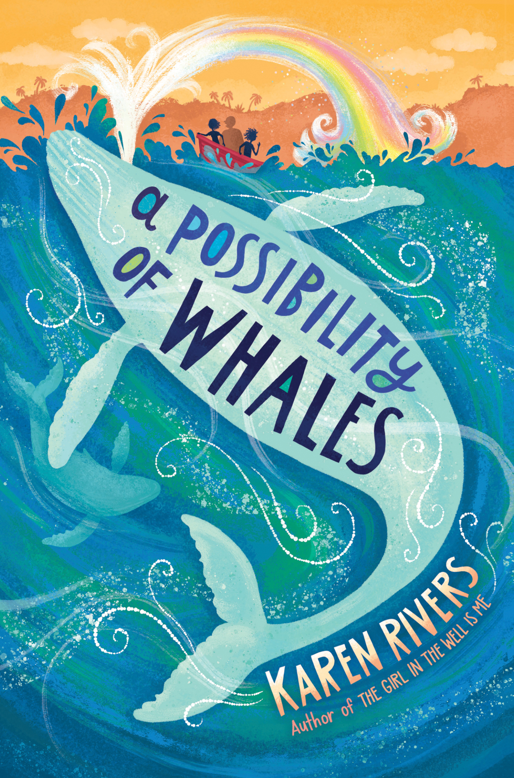 A Possibility of Whales with Author Karen Rivers