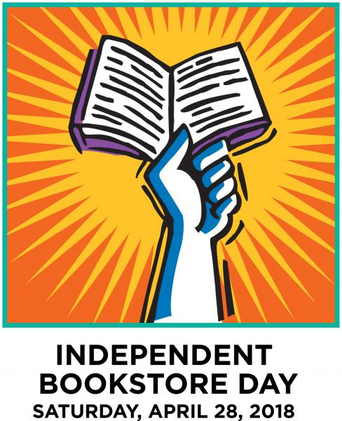 Happy Independent Bookstore Day!