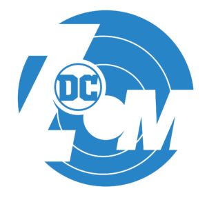 DC Zoom logo. Courtesy of DC Entertainment.