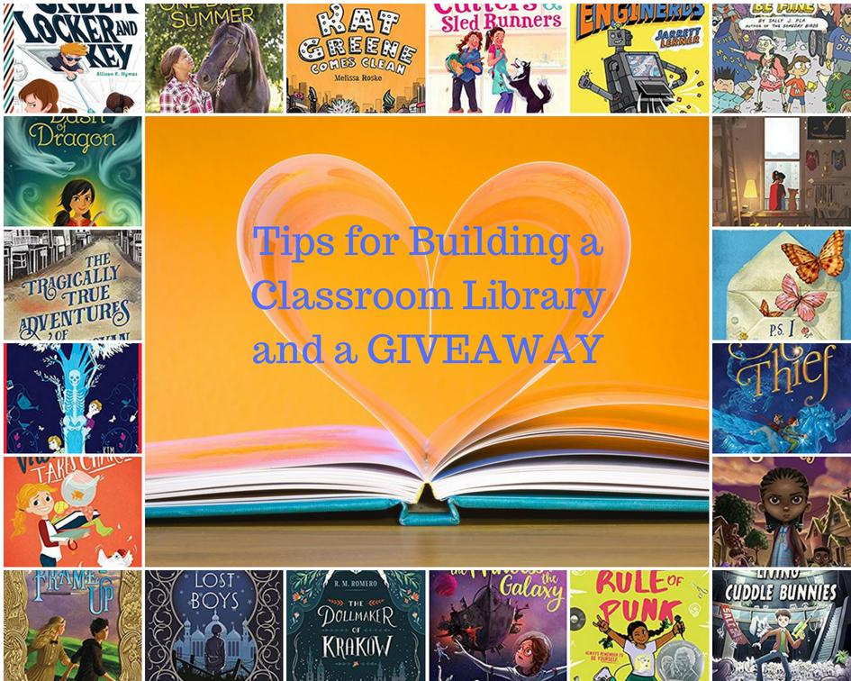 Building a Classroom Library | www.fromthemixedupfiles.com