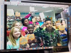 Kids Need Mentors | Skype Visit | https://fromthemixedupfiles.com/