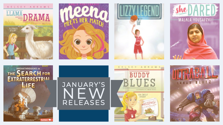 January's New Releases - From the Mixed-Up Files