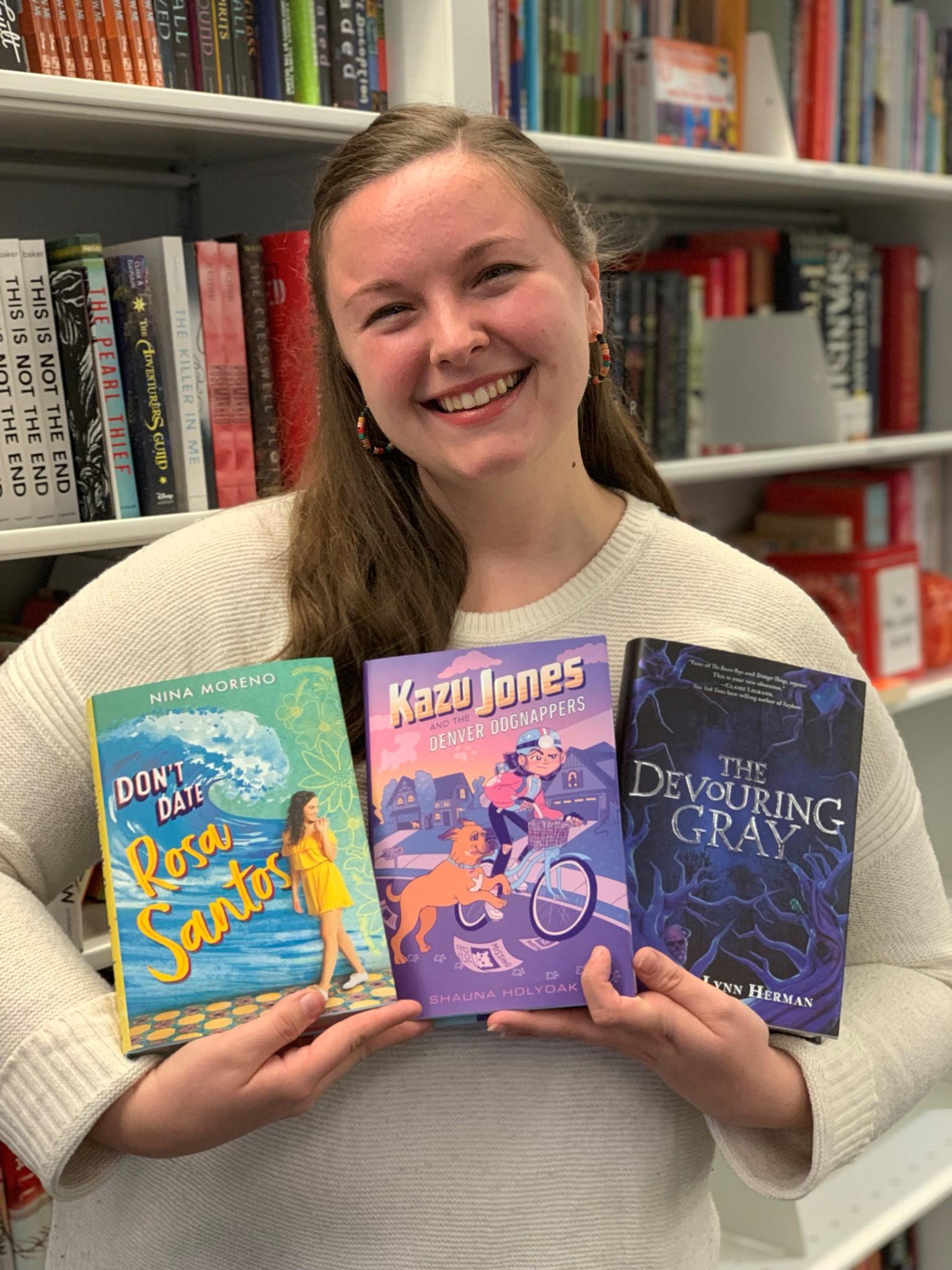 Editor Spotlight: Hannah Allaman, Disney-Hyperion