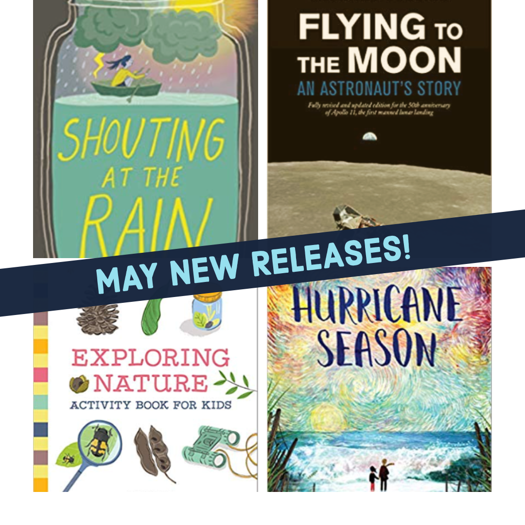 May New Releases!