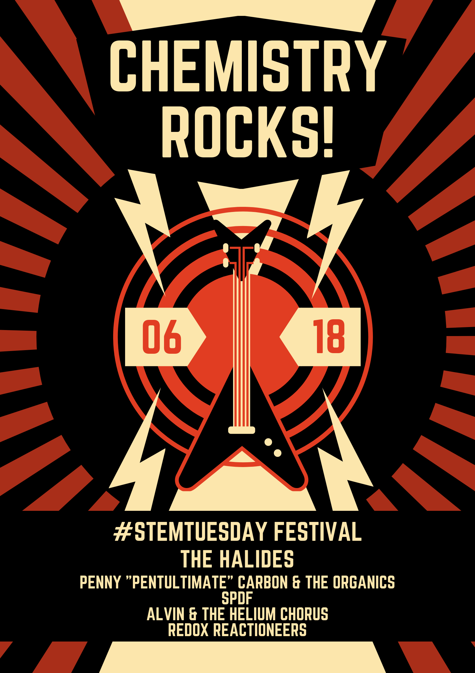 STEM Tuesday -- Chemistry ROCKS! -- Writing Tips & Resources