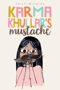 Karma Khullar's Mustache Book cover