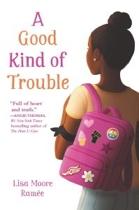 A Good Kind of Trouble book cover