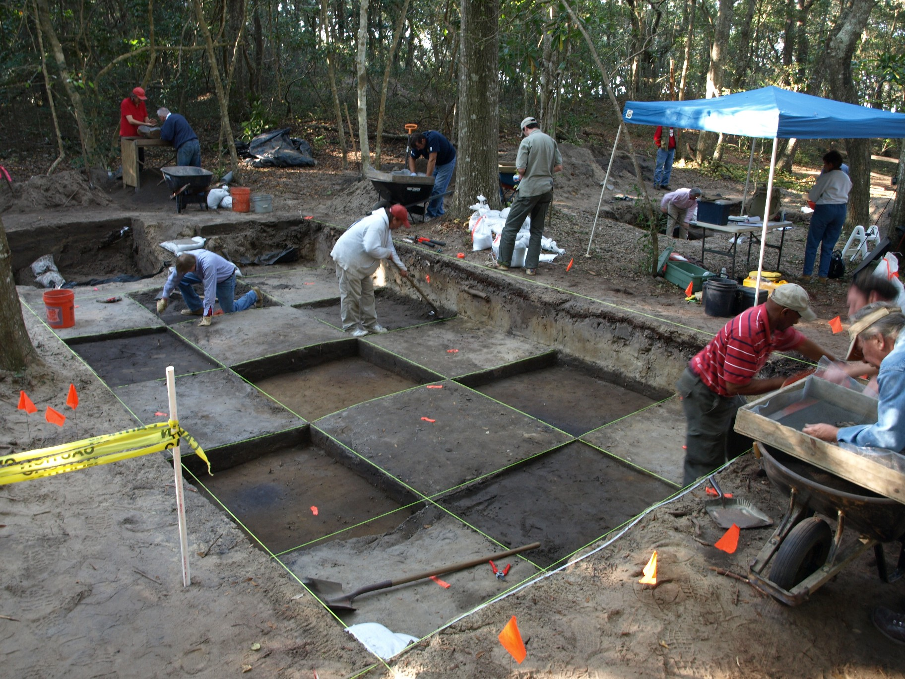 STEM Tuesday -- Digging Up History/Archeology-- Writing Tips & Resources