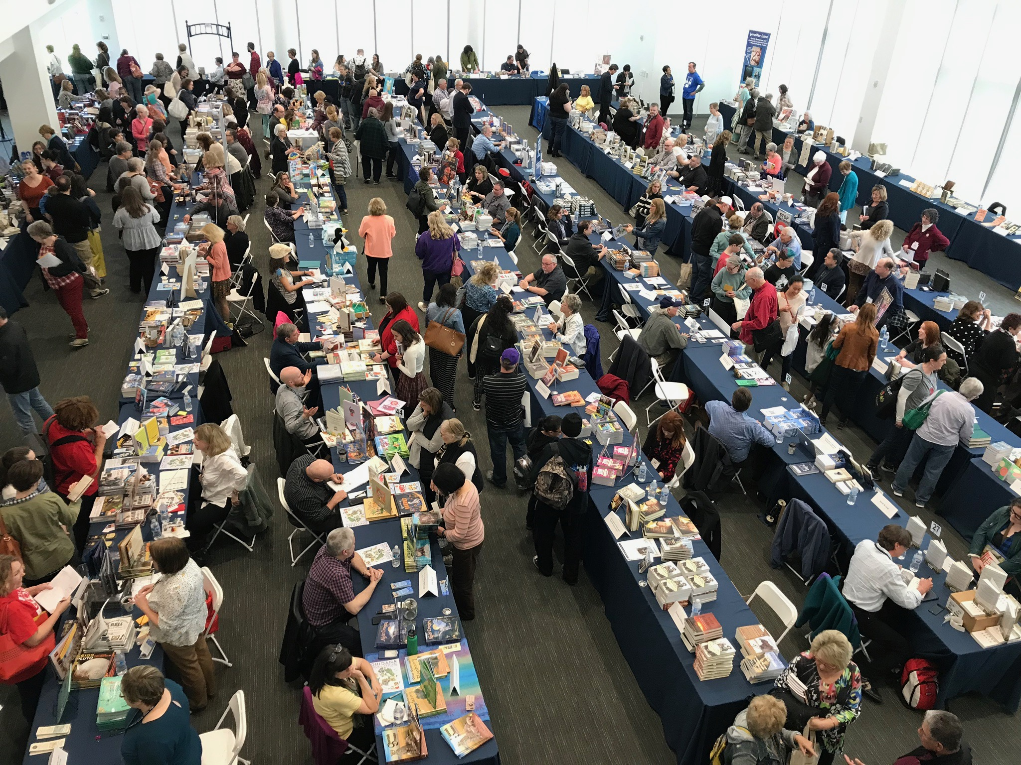Book Festivals: Are They Worth the Time and Travel?