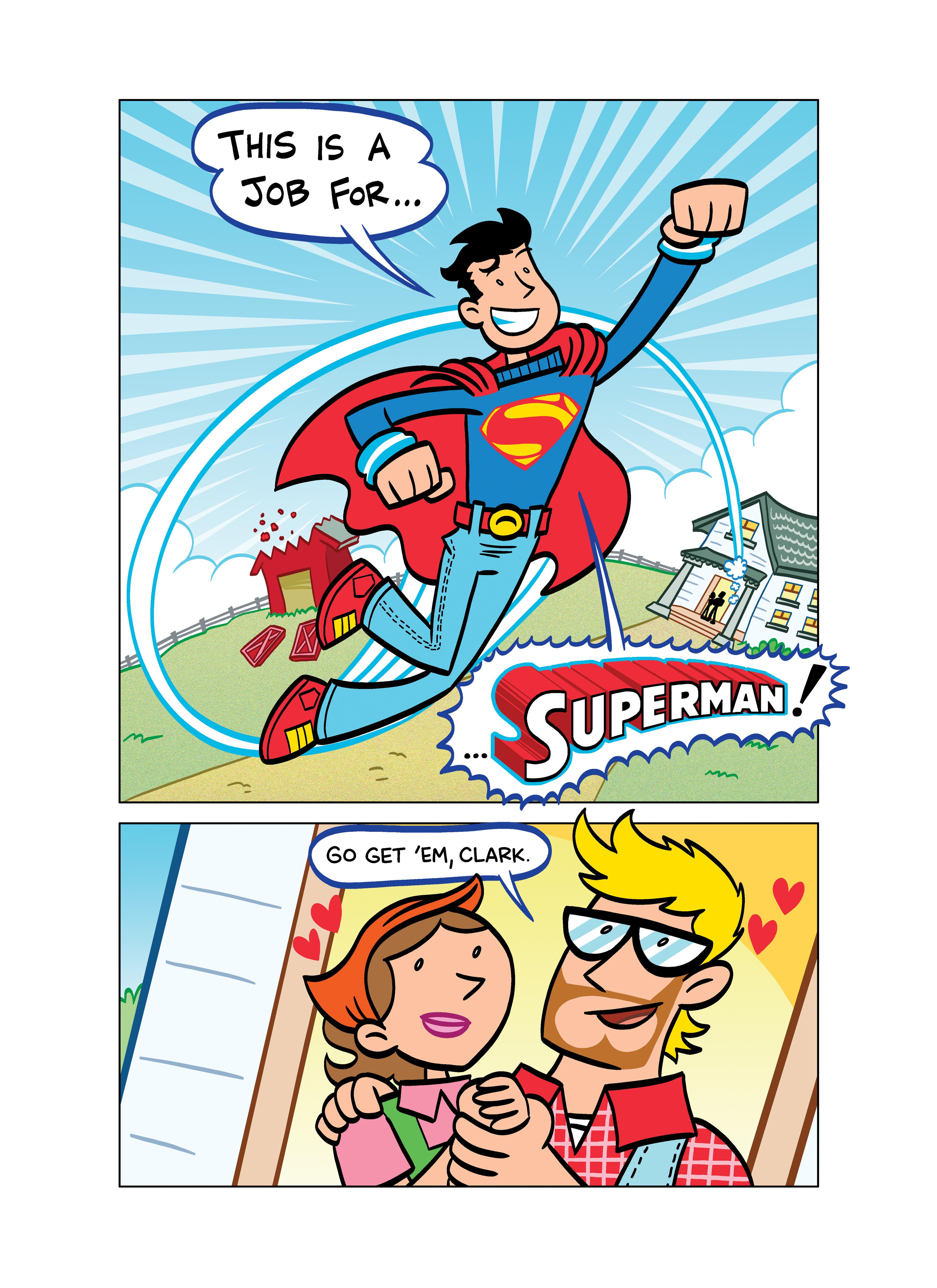 Supermen of Comics