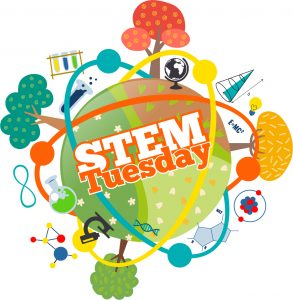 STEM Tuesday --  STEM Activity Books-- Book List
