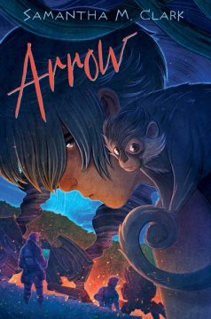 Winner of Samantha M. Clark's ARROW and HOLLYWOOD (American Horse Tales #2)